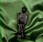 Statua Uomo Nera